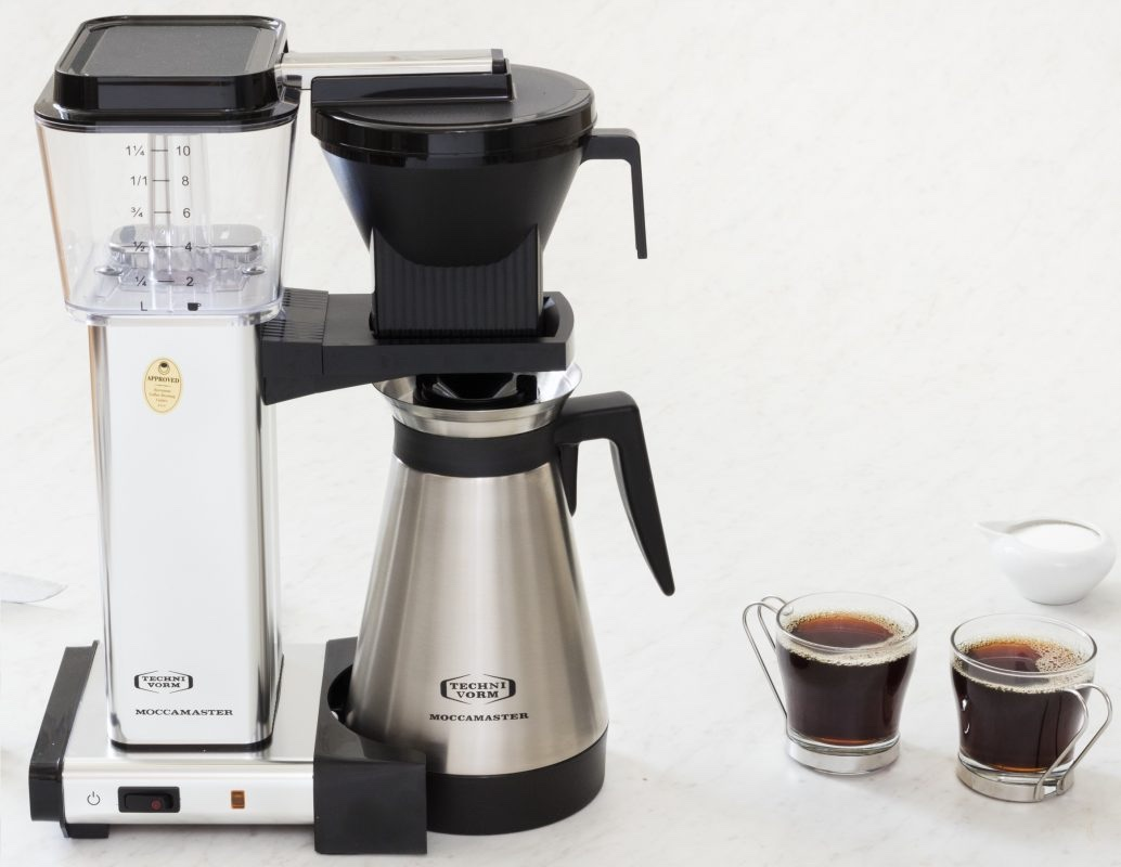 Coffee Snob Setup Machine