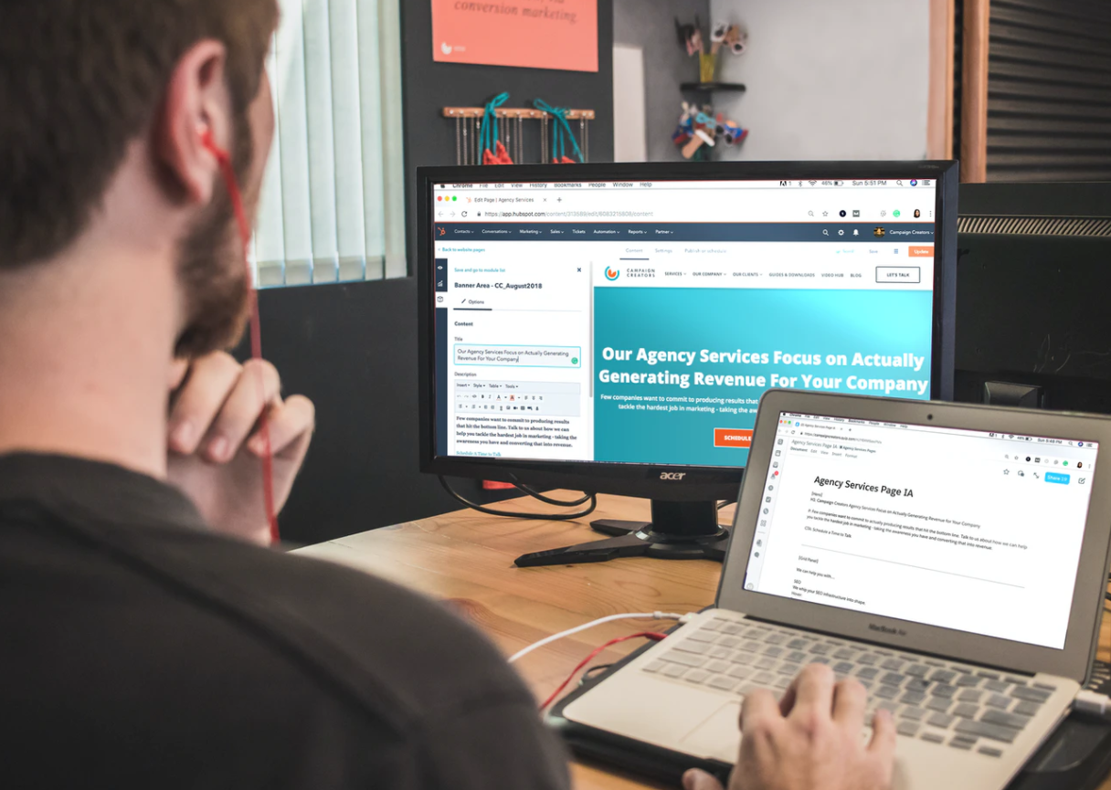 Why Now Is The Best Time To Build Your Next Website On HubSpot